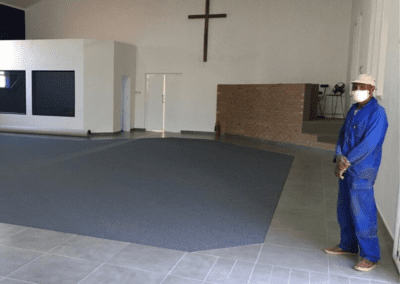 RCM (Revival Centre Monastries) done in Bulawayo, Zimbabwe  Carpet : Essex